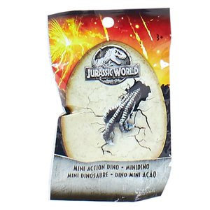 Jurassic World Mini Dino Figure Blind Pack (Styles May Vary)