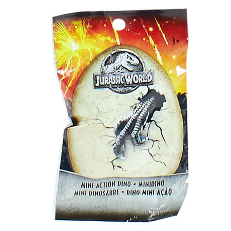 Jurassic World Mini Dino Figure Blind Pack (Styles May (Character Mini Figure)