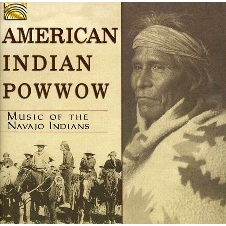 American Indian Pow Wow: Music Of The Navajo Indians (CD)