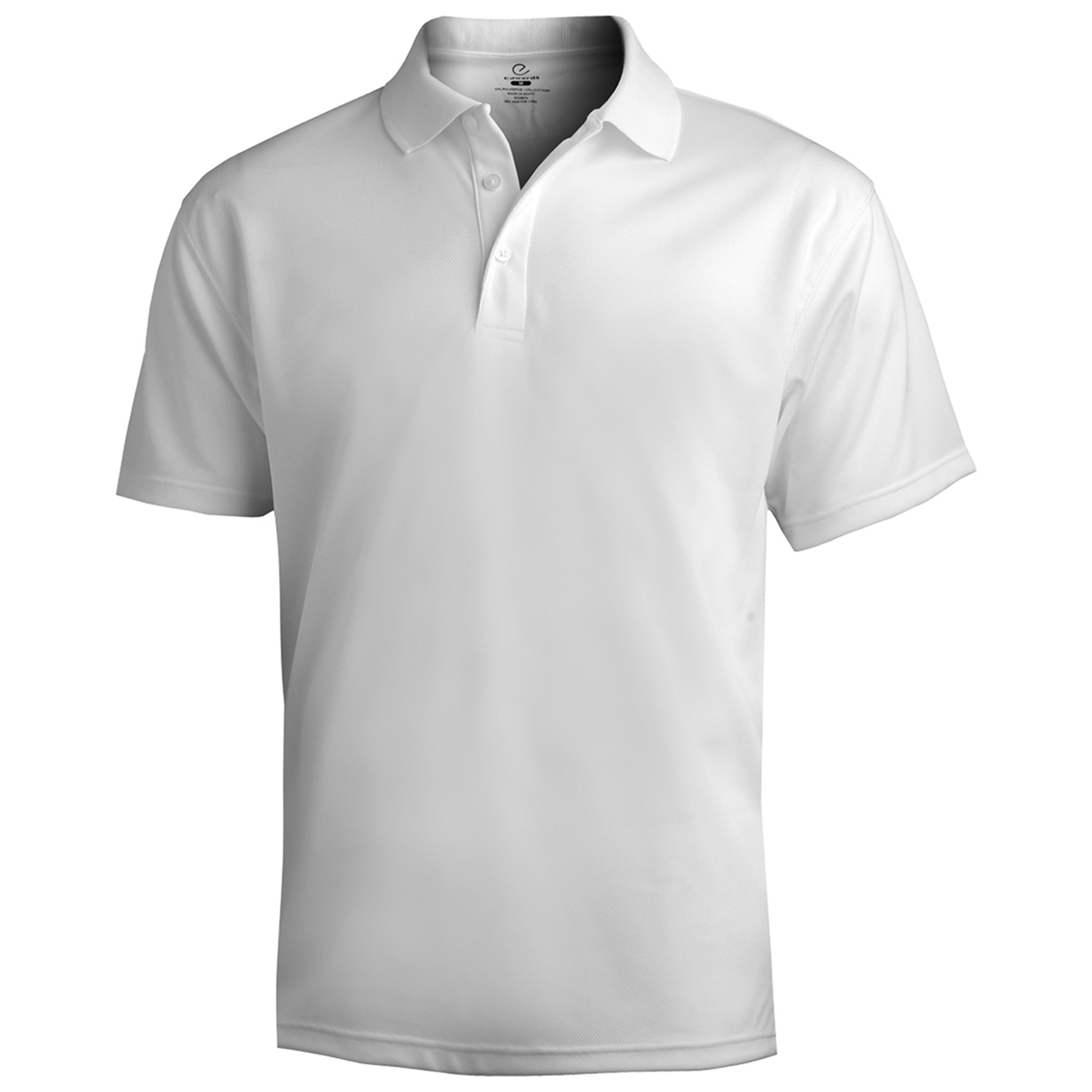 Ed Garments Ed Garments Mens Big And Tall Hi Performance Polo