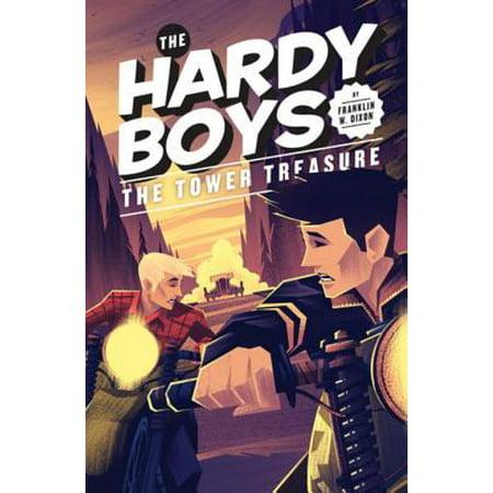 Hardy Boys 01: The Tower Treasure - eBook (The Hardy Boys The Tower Treasure Summary)