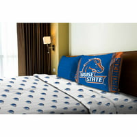 Boise State Twin Sheet Set