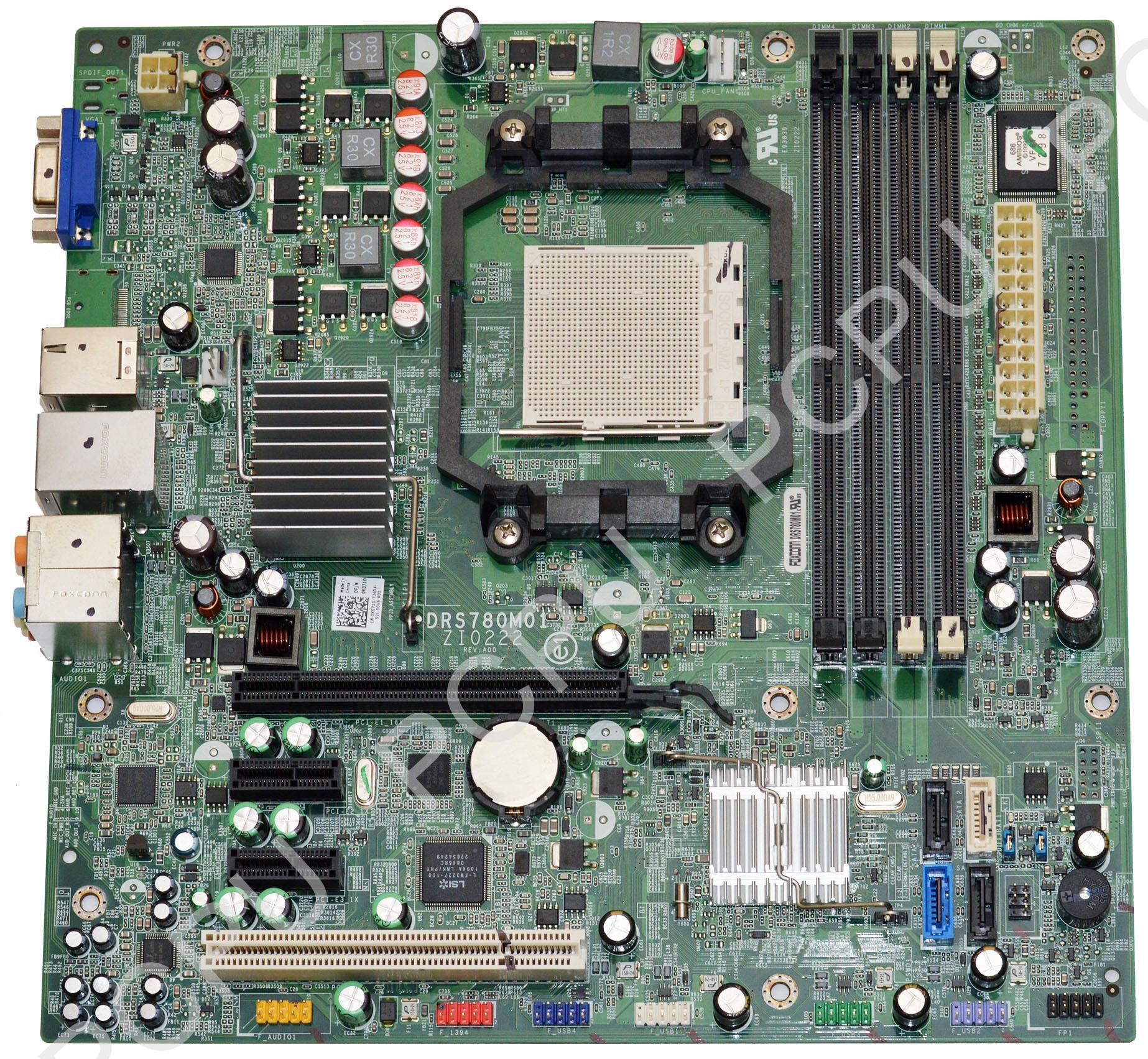 K071D Dell Inspiron 519 AMD Desktop Motherboard AM2
