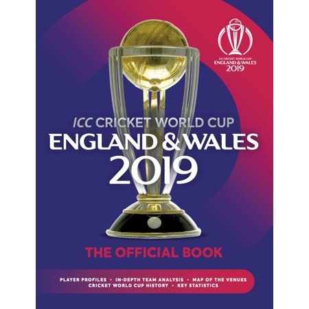 ICC Cricket World Cup England & Wales 2019 : The Official