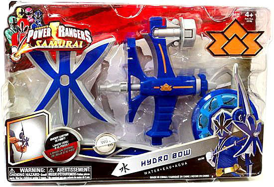 Power Rangers Samurai Ranger Gear Water HydroBow Roleplay Toy by Bandai