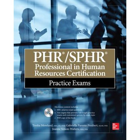 PHR/SPHR Professional in Human Resources Certification Practice