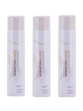 Sebastian Shaper Hair Spray 10.6 Oz-Pack Of 3
