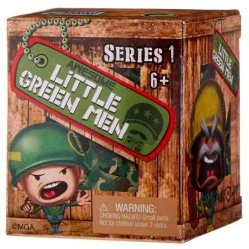 Awesome Little Green Men Blind Bags Series 1-2