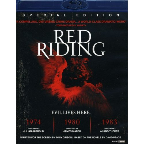 The Red Riding Trilogy (Blu-ray)