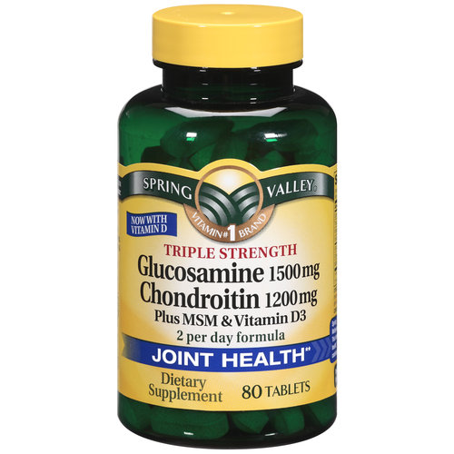 Chondroitin vitamin