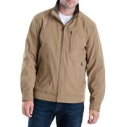 Fog Men's Bonded Microfiber Jacket with Corduroy Top Collar, up to Size 3XLT