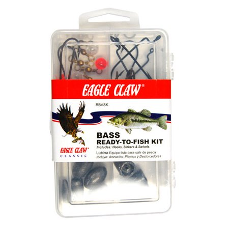 Eagle Claw Bass Fishing Kit