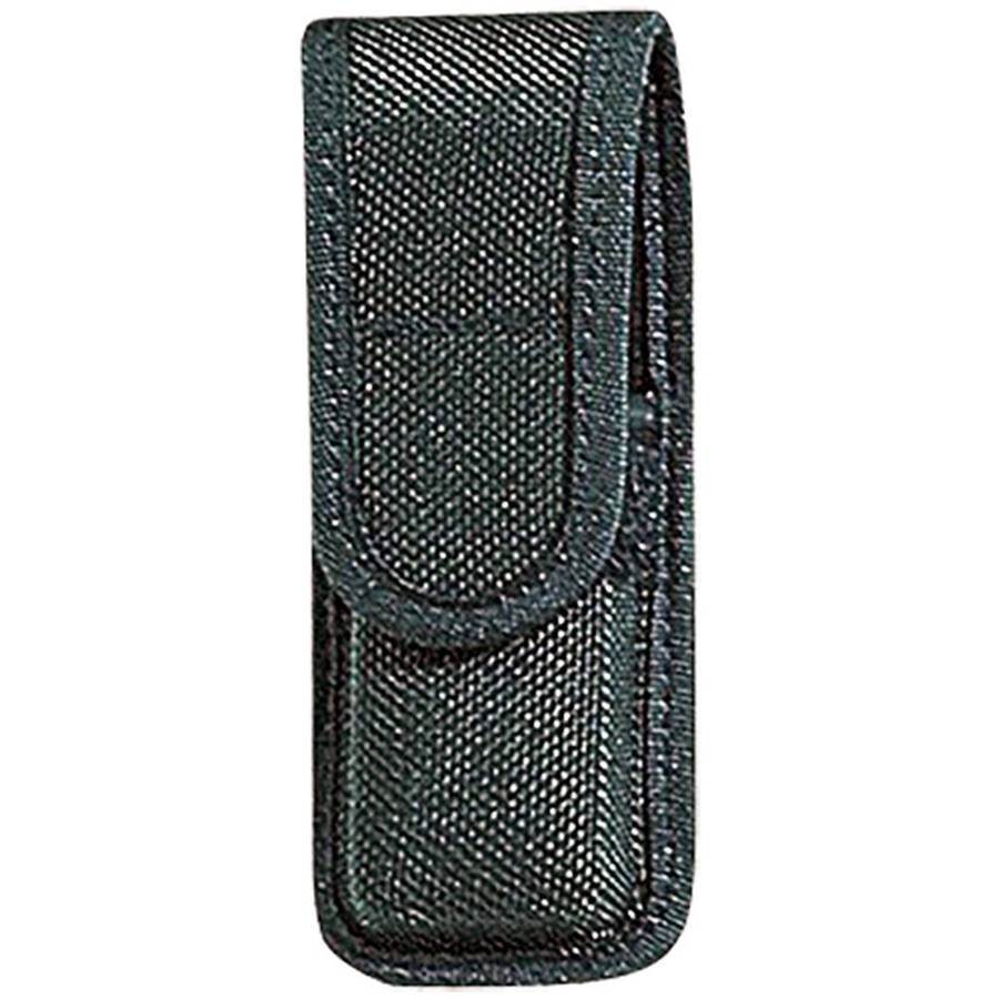 """Bianchi 17425 Single Mag Pouch, 7303, 2"""" to 2.25"""" Belts, Black, Accumold Trilaminate"""