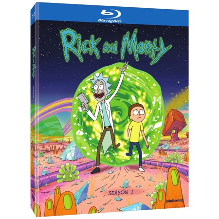 Rick and Morty: The Complete First Season (Blu-ray) (Halloween Movies For 1st Grade)