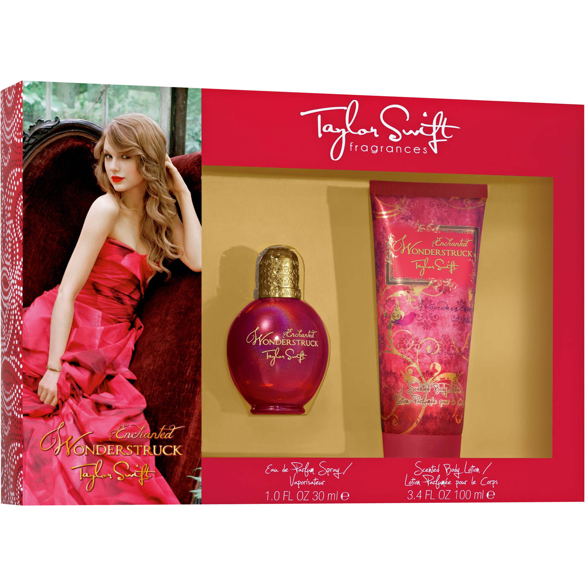 Taylor Swift Enchanted Set for Women, 2 pc