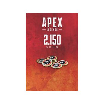 Apex 2150 Coins VR Currency PC by Electronic Arts (Digital Download)