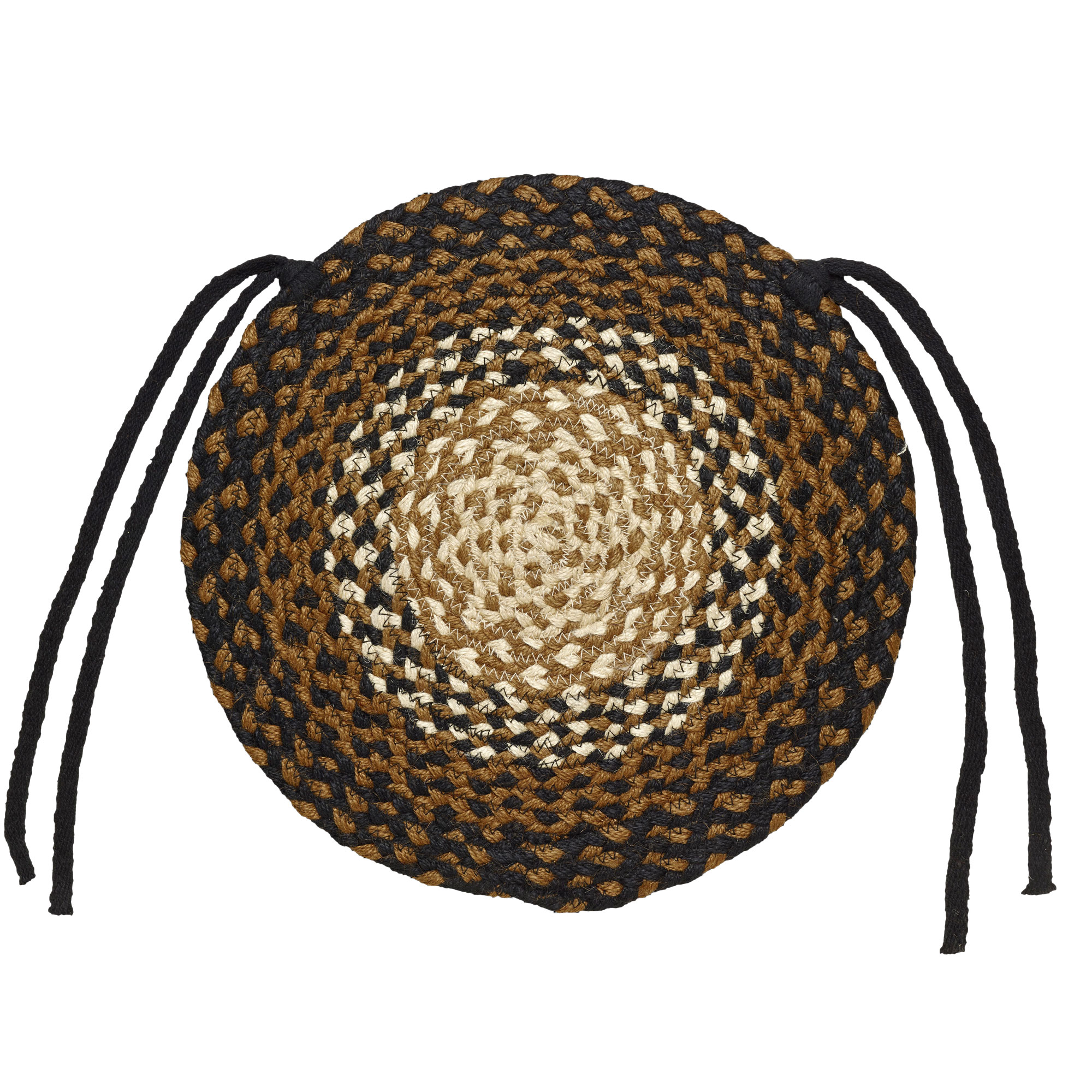 Stallion 15 Inch Braided Chair Pad