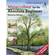 Search Press Books, Watercolor For The Absolute Beginner