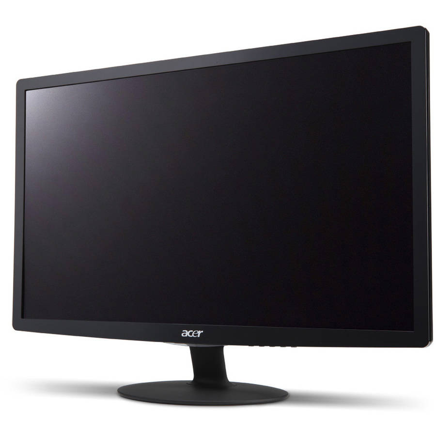 "Acer 24"""" LCD Wide Screen Monitor Full HD 1080p HDMI VGA ..."