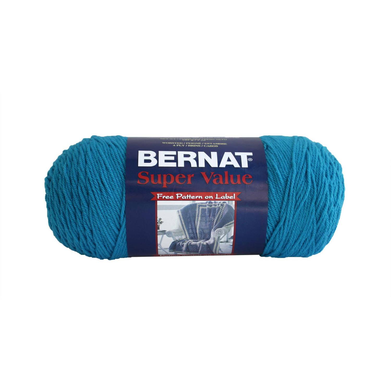 Crochet Yarn Walmart : Bernat Baby Sport Big Ball Yarn - Walmart.com