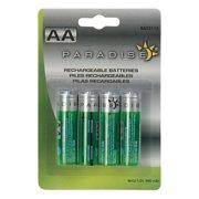 Paradise Garden Lighting AA Rechargeable Batteries - 4 Pack