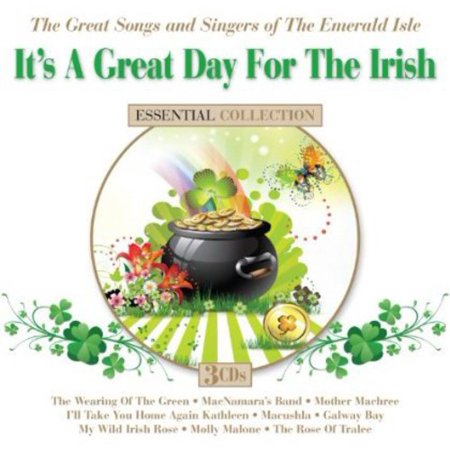It's A Great Day For The Irish: The Great Songs and Singers Of The - Great Rock Songs For Halloween
