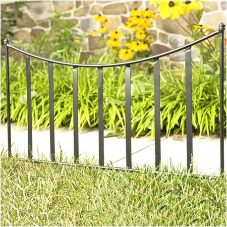 2 100' Horse Fence (CobraCo 2 ft. W Canterbury Metal Fence Panel)