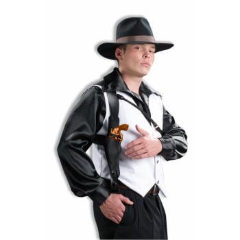 GANGSTER GUN AND HOLSTER (Costume Gun Holsters)