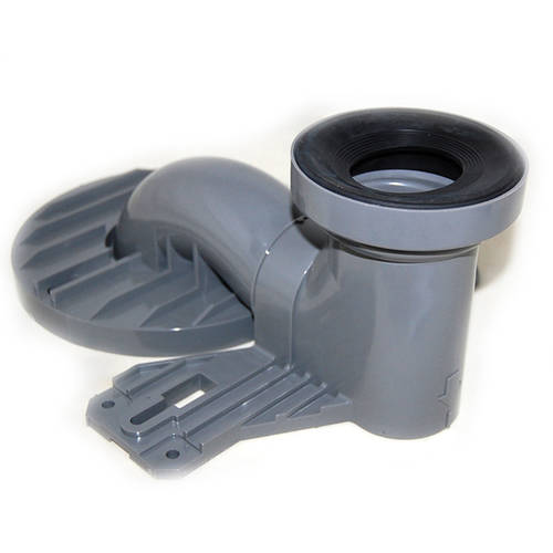 """Toto TSU01W.10R Unifit Rough-In (10"""") for MS874S, MS884, and MS904 Toilets"""