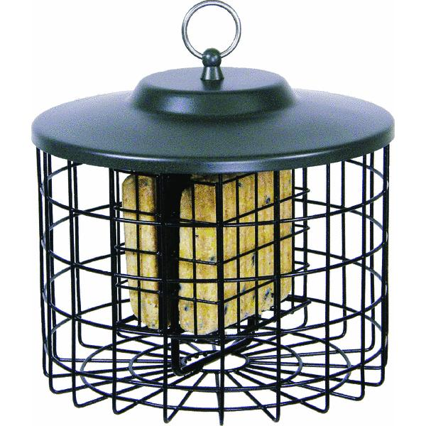 "Stokes Select Squirrel Proof Double Suet Feeder, 10"" Diameter"