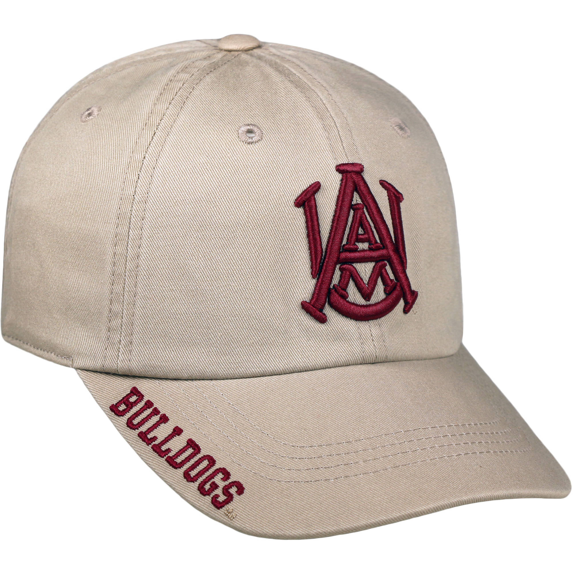 NCAA Men's Alabama A&M Bulldogs Khaki Cap