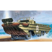 Italeri Models DUKW Amphibian Vehicle Multi-Colored