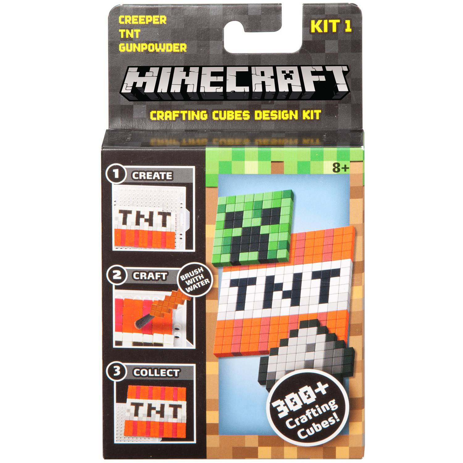 Minecraft Crafting Table Refill #1 by Mattel