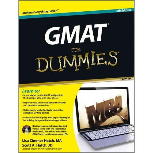 GMAT for Dummies: Premier