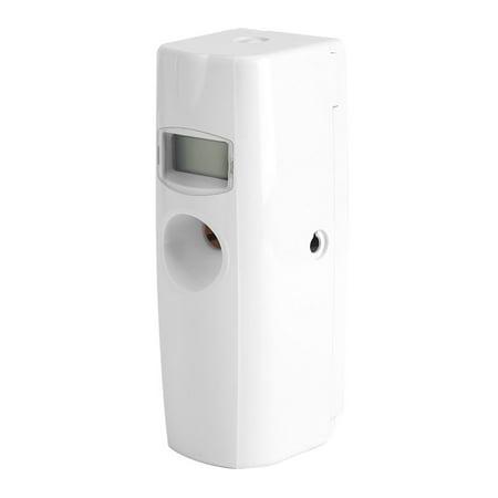 Garosa Distributeur automatique de parfum, rafraîchisseur automatique de parfum de parfum d'arome de distributeur automatique de parfum de moniteur d'affichage d'affichage à cristaux liquides, - image 3 de 8