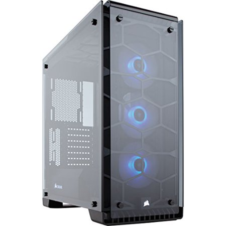 Corsair Crystal Series 570X RGB ATX Mid-Tower Case - image 1 of 2