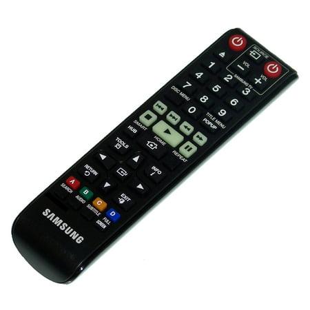 OEM Samsung Remote Control: BDJM63, BDJM63/ZA, BDJM63C, BDJM63C/ZA