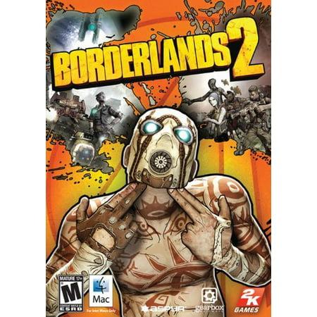 MAC GAME - Borderlands 2