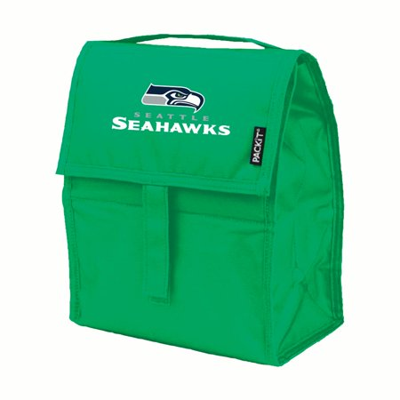 NFL Seattle Seahawks Freezable Lunch Bag - Nfl Lunch Bag