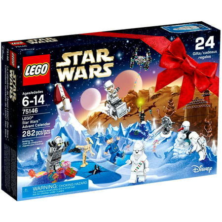 LEGO Star Wars Advent Calendar 2016 (Lego Star Wars Calendar)