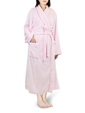 93a89d3ff3 Product Image Premium Women Fleece Robe with Satin Trim