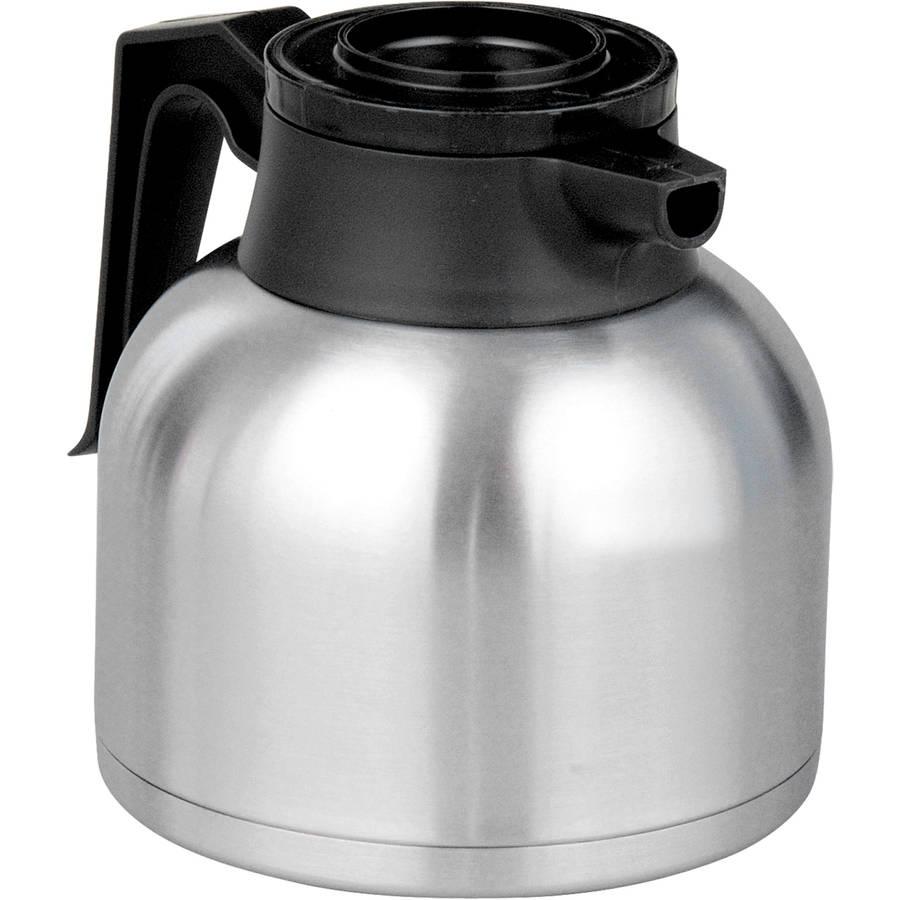 1.9 Liter Thermal Carafe, Stainless Steel/Black