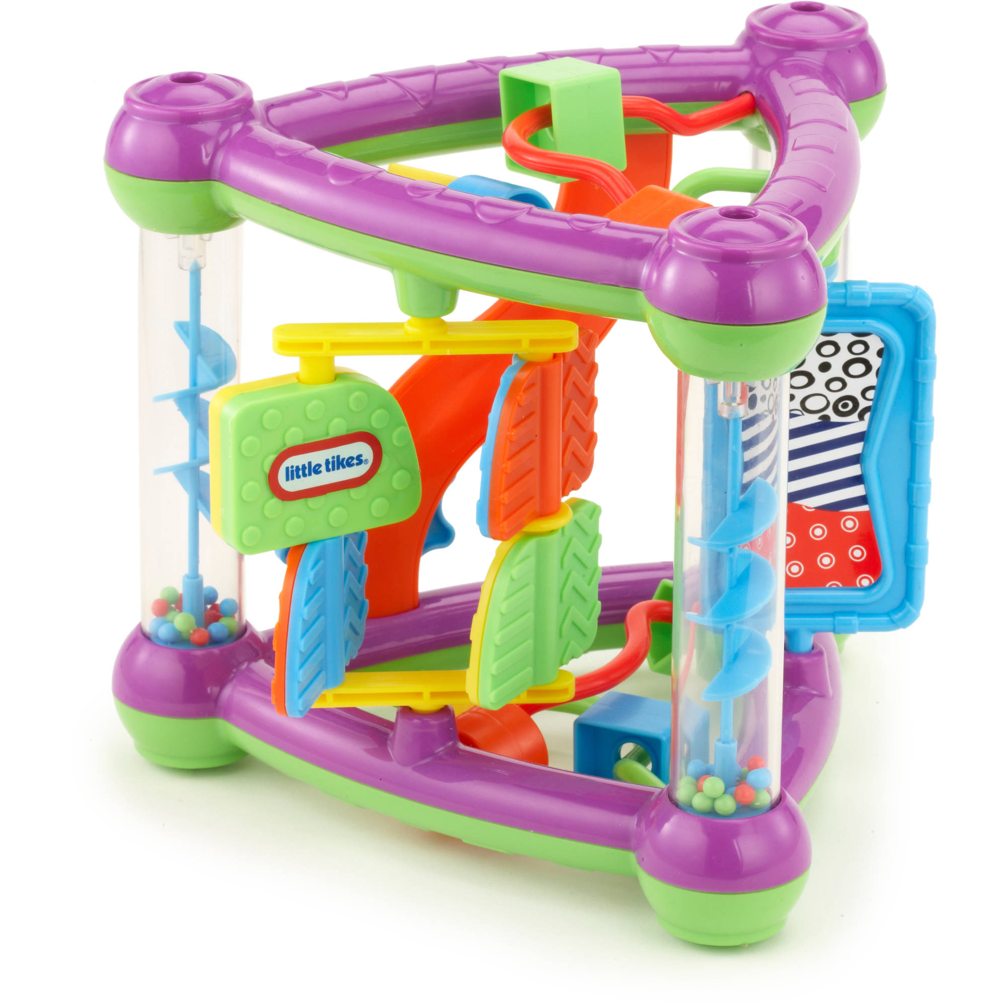 Little Tikes Play Triangle, Purple Green by Little Tikes