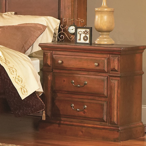 Progressive Furniture Inc. Torreon 3 Drawer Bacheloru0027s Chest