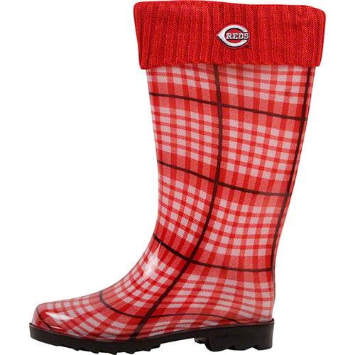 MLB - Cincinnati Reds Women's Rain Boots