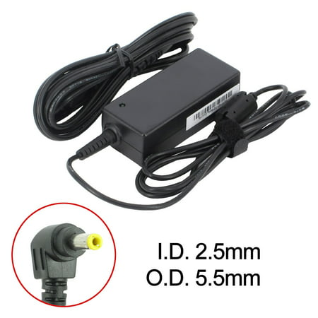BattPit: New Replacement Laptop AC Adapter/Power Supply/Charger for Toshiba Mini NB205, 31036036, 31038056, 41R4456, 45K2210, 55Y9375, 888009768 (19V 2.10A 40W) (Toshiba Nb205)