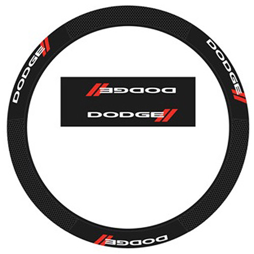 Dodge Steering Wheel Cover