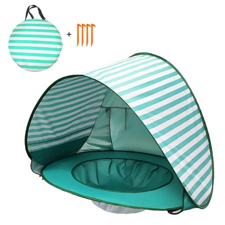 Up Baby Beach Tent Waterproof Anti Uv Sun Shelter With