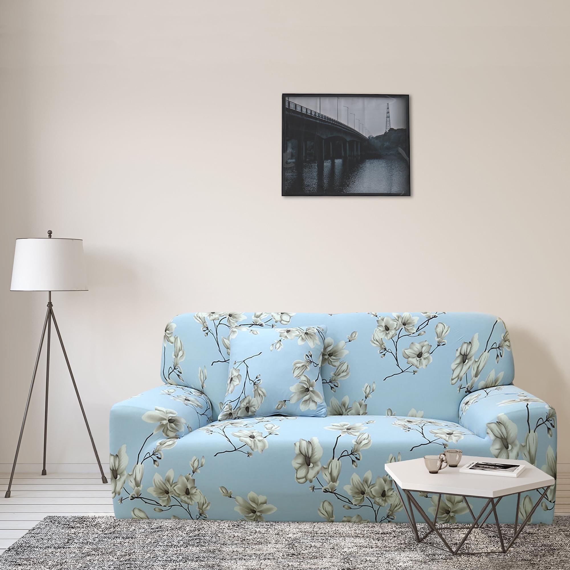 Surprising Home Stretch Sofa Cover Loveseat Couch Slipcovers 1 76 X 90 Inch Creativecarmelina Interior Chair Design Creativecarmelinacom