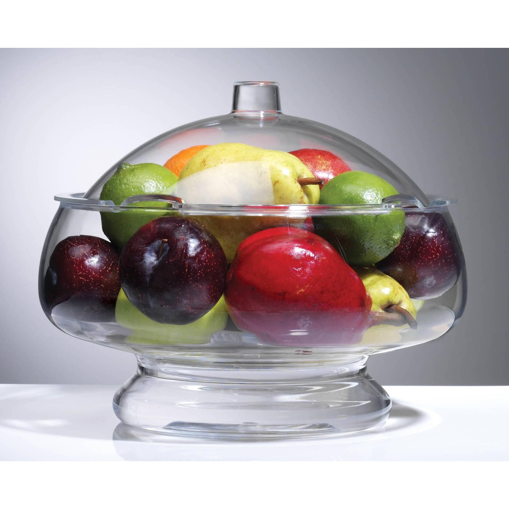 Prodyne Salad On Ice Acrylic with Dome Lid